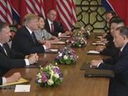 Sommet Etats-Unis-RPDC : possibilité de tenir davantage de réunions