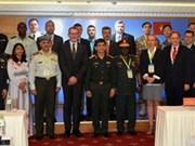 Ouverture d'une  formation pour les experts militaires de la mission onusienne à Hanoi