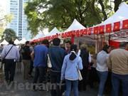 La culture vietnamienne introduite au bazar de l'ASEAN en Argentine