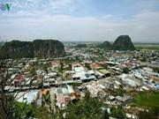 Les montagnes de Marbre de Danang