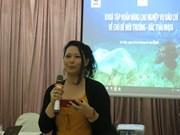 Journalisme: la protection de la nature au cœur d'une formation à Hanoï