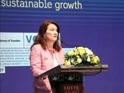 La Suède s'engage à aider le Vietnam à économiser de l'énergie