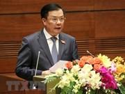 Promotion de la croissance économique et renforcement de la discipline fiscale et budgétaire
