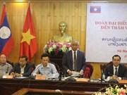 Promotion de la coopération entre les localités vietnamienne et laotienne