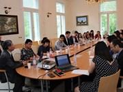 Colloque sur l'enseignement du vietnamien en Allemagne