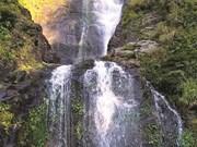Hà Tinh : La cascade Vu Môn, un joyau de la nature