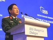 Dialogue Shangri-La 2019: le Vietnam persiste dans le règlement pacifique des différends