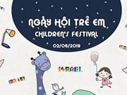 La fête des enfants organisée par l'ambassade d'Israël à Hanoï
