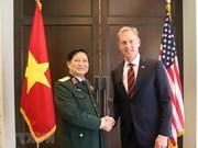Activités du ministre de la Défense Ngô Xuân Lich en marge du 18e Dialoguie Shangri-La