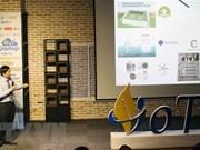 Le concours de startup IoT lancé à Ho Chi Minh-Ville