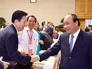 L'économie privée doit encore se développer (PM Nguyen Xuan Phuc)