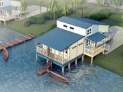 Des lauréats du concours de conception de logements pour les zones rurales du Vietnam récompensés