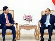 Le Premier ministre salue les activités du groupe japonais AEON au Vietnam