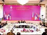 Le Premier ministre thaïlandais annonce les résultats du 34ème sommet de l'ASEAN