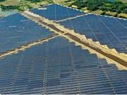 Ha Tinh: La première centrale solaire voit le jour