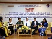 Un séminaire met en lumière la contribution des jeunes aux relations Vietnam-Russie