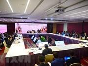 Ouverture de la 52ème réunion des ministres des Affaires étrangères de l'ASEAN en Thaïlande