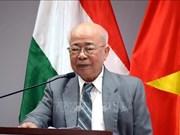 La fête nationale de la Hongrie célébrée à Ho Chi Minh-Ville