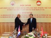 Promouvoir les relations de coopération intégrale Vietnam-Cuba