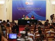 Conférence de presse internationale sur le 36e Sommet de l'ASEAN