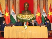 Approfondissement du partenariat stratégique intégral Vietnam-Inde