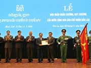 Distinctions laotiennes pour des collectifs et individus de Son La