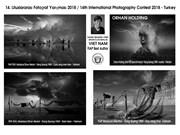 Le Vietnam primé à un concours photographique international en Turquie