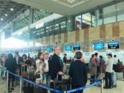 Les passagers transitant par les aéroports vietnamiens dépassent le cap des 100 millions