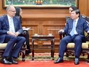 Ho Chi Minh-Ville et Danemark renforcent leur coopération
