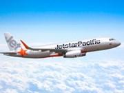 Jetstar Pacific réalise un chiffre d'affaires de 9.100 milliards de dôngs en 2018