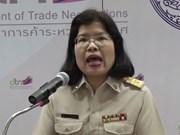 La Thaïlande se prépare à une réunion des hauts officiels de l'économie de l'ASEAN