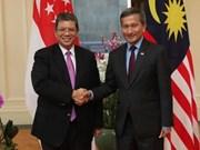 Singapour et Malaisie s'accordent sur des mesures pour atténuer les tensions aériennes et maritimes