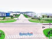 VSIP Quang Ngai: 321 millions de dollars d'IDE supplémentaires