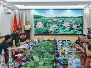 Le Vietnam et le Cambodge renforcent leur coopération dans la médecine militaire