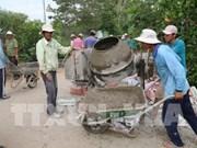 Kien Giang: plus de 3.300 milliards de dongs pour la Nouvelle ruralité