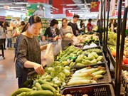Février : l'IPC en hausse de 0,8%