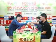 Echecs: le Chinois Wang Hao remporte le tournoi HDBank International