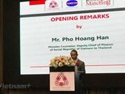 Les entreprises thaïlandaises cherchent des raccourcis au Vietnam