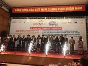 Imprimerie des emballages publicitaires: ouverture de l'exposition VPSE 2019 à Hanoi