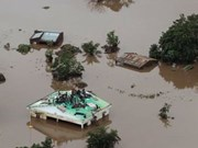 Cyclone Idai : Message de sympathie au Mozambique