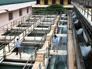 Colloque pour le développement durable du secteur de l'eau au Vietnam