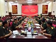 La délégation militaire laotienne se rend dans la 9e zone militaire