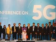 Conférence de l'ASEAN sur le développement du réseau 5G