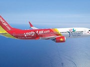 Vietjet Air inaugure la ligne international Nha Trang-Taipei