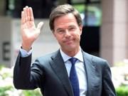 Le Premier ministre néerlandais effectuera une visite officielle au Vietnam