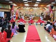 Des bouddhistes vietnamiens en R.de Corée s'orientent vers le pays