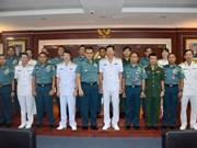 Vietnam-Indonésie : les forces navales promeuvent la coopération