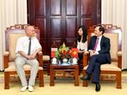 Vietnam – Biélorussie : Renforcer la coopération entre les syndicats du secteur bancaire