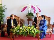Renforcer l'amitié entre le Vietnam et le Cambodge