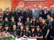 Le 2e Congrès de l'Association des anciens combattants du Vietnam en Ukraine